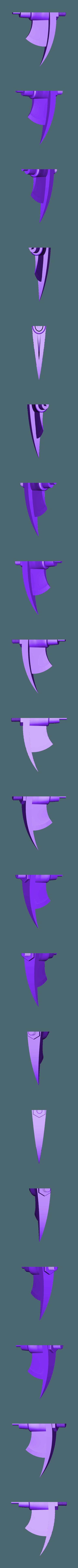 axe1.stl Download STL file Fortnite's axe! / Fortnite Axe! • 3D print design, MLBdesign