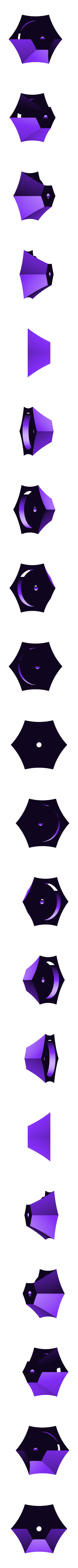 dispencer_top.stl Download free STL file Little Bird Feeder Air Temple • 3D printer model, Job