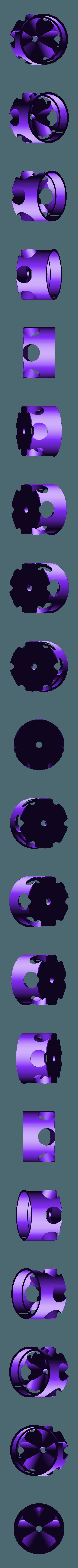 dispenser_bottom.stl Download free STL file Little Bird Feeder Air Temple • 3D printer model, Job