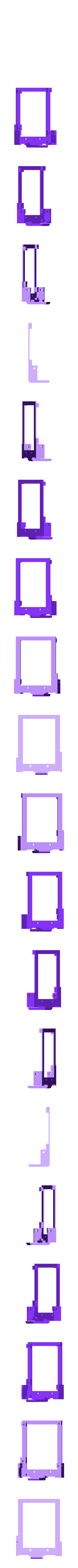 m-body-board_holder.stl Download free STL file Ez Arduino Spidey - 12 DOF Quadruped Robot • 3D printing object, manic-3d-print
