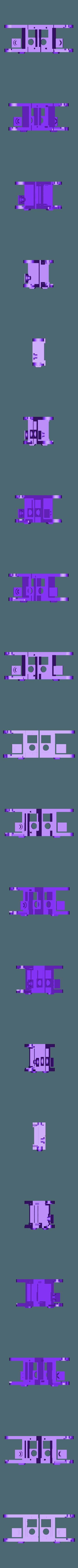m-coxa.stl Download free STL file Ez Arduino Spidey - 12 DOF Quadruped Robot • 3D printing object, manic-3d-print