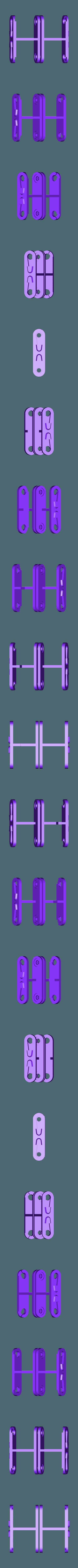 m-femur.stl Download free STL file Ez Arduino Spidey - 12 DOF Quadruped Robot • 3D printing object, manic-3d-print