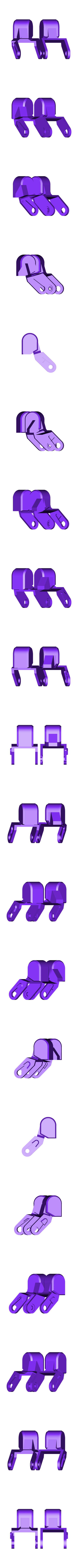 m-legs.stl Download free STL file Ez Arduino MiniKame Mk2 - 8 DOF Quadruped Robot • 3D printing object, manic-3d-print