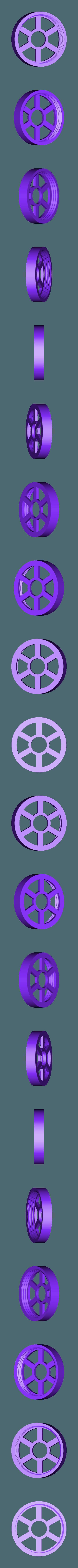End_Cap_Upper_Inner.stl Download free STL file Two Air Pumps • 3D print object, gzumwalt