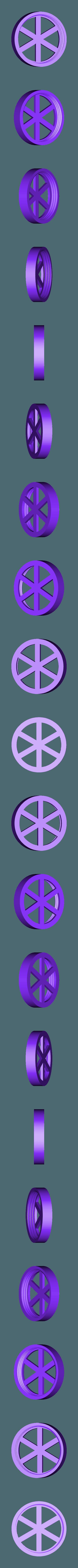 End_Cap_Lower_Inner.stl Download free STL file Two Air Pumps • 3D print object, gzumwalt