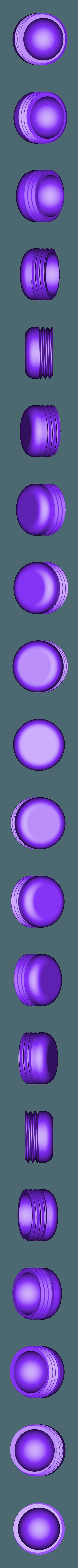 Ball_Bearing_Cap.stl Download free STL file Lady Buggy • 3D printer object, gzumwalt