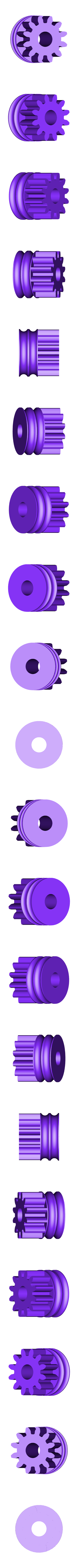 Gear_Wheel.stl Download free STL file Lady Buggy • 3D printer object, gzumwalt