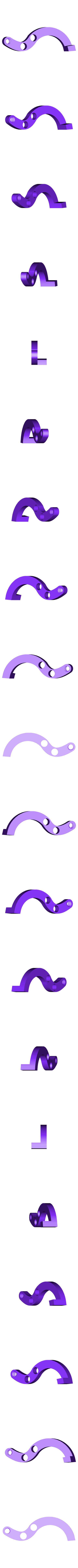 Arm_Front_Left.stl Télécharger fichier STL gratuit Cheval, Prototype • Design pour imprimante 3D, gzumwalt