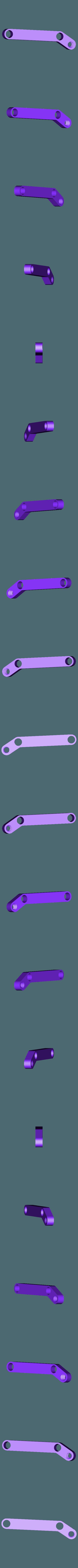 Leg_Front_Lower_Rear.stl Télécharger fichier STL gratuit Cheval, Prototype • Design pour imprimante 3D, gzumwalt