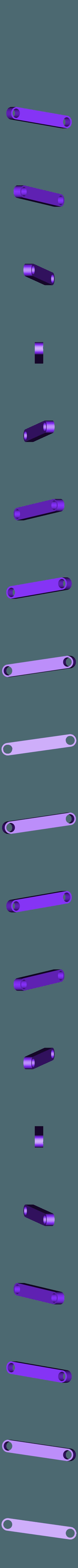 Leg_Front_Lower_Front.stl Télécharger fichier STL gratuit Cheval, Prototype • Design pour imprimante 3D, gzumwalt