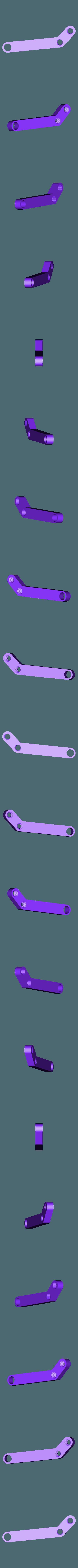 Leg_Rear_Lower_Front.stl Télécharger fichier STL gratuit Cheval, Prototype • Design pour imprimante 3D, gzumwalt