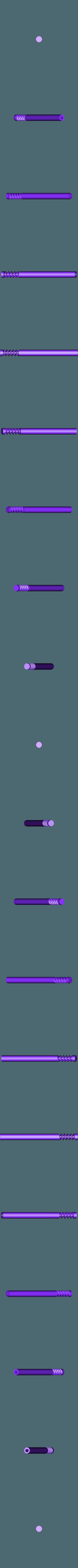 Gear_Worm.stl Télécharger fichier STL gratuit Cheval, Prototype • Design pour imprimante 3D, gzumwalt