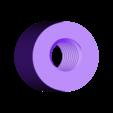 Spacer_Body.stl Télécharger fichier STL gratuit Cheval, Prototype • Design pour imprimante 3D, gzumwalt