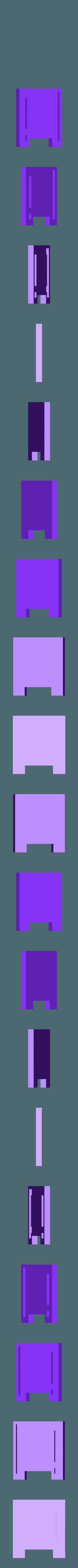 Endcap.stl Download free STL file Four Whistles • 3D print object, gzumwalt