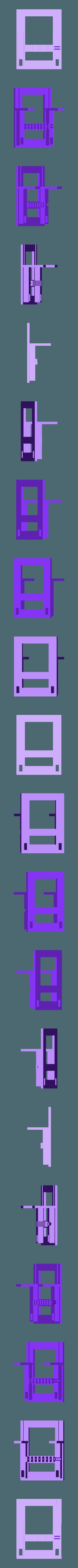 Base.stl Download free STL file Four Whistles • 3D print object, gzumwalt