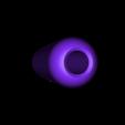 Knob.stl Download free STL file Four Whistles • 3D print object, gzumwalt