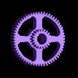 Gear_Compound_60_20_Teeth.stl Download free STL file Hummingbird • 3D printing model, gzumwalt