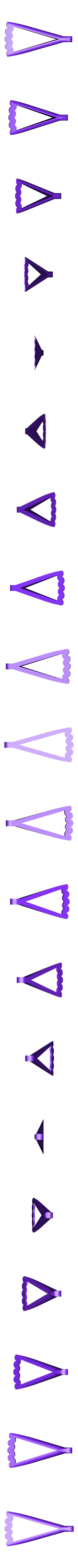 Tail.stl Download free STL file Hummingbird • 3D printing model, gzumwalt