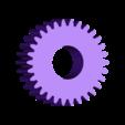 Spur_Gear_30_teeth.stl Download free STL file Hummingbird • 3D printing model, gzumwalt