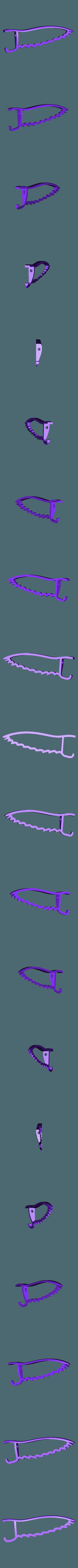 Wing_Right.stl Download free STL file Hummingbird • 3D printing model, gzumwalt