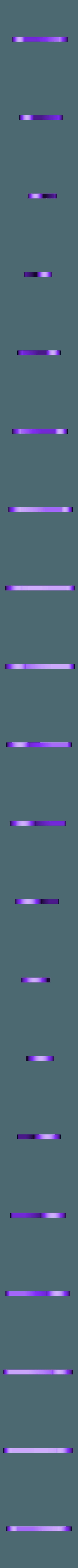 Rod_Connecting_6.3mm_Hole_1.2mm.stl Download free STL file Hummingbird • 3D printing model, gzumwalt