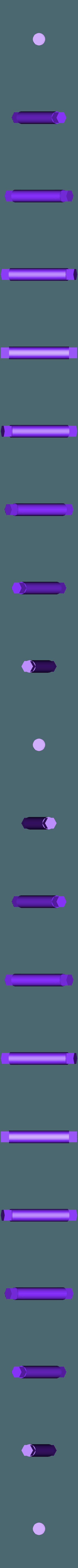 Axle_Gear_Idler_Large.stl Télécharger fichier STL gratuit Tabletop Tri-Mode Spring Motor Rolling Chassis • Design pour imprimante 3D, gzumwalt