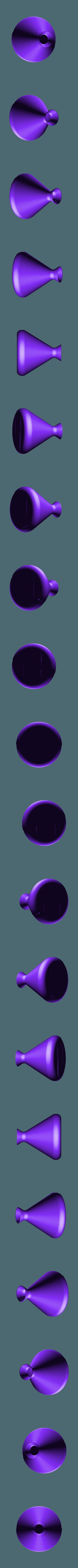 """vase carafe 2.stl Download STL file Vases """"TAJINE"""" 3dgregor • 3D printer design, 3dgregor"""