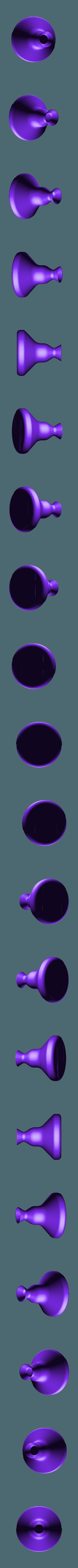 """vase carafe 3.stl Download STL file Vases """"TAJINE"""" 3dgregor • 3D printer design, 3dgregor"""