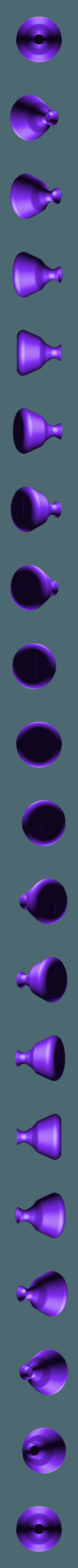 """vase carafe 1.stl Download STL file Vases """"TAJINE"""" 3dgregor • 3D printer design, 3dgregor"""