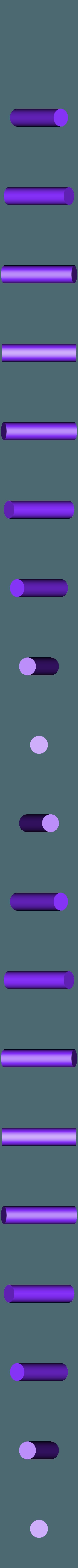 Axle_2.stl Télécharger fichier STL gratuit Démonstrateur à pignon flottant • Objet imprimable en 3D, gzumwalt