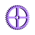 Spur_Gear_40_teeth.stl Télécharger fichier STL gratuit Démonstrateur à pignon flottant • Objet imprimable en 3D, gzumwalt