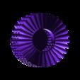 """support bougie.stl Download STL file Corals"""" series 3dgregor • 3D printable object, 3dgregor"""