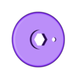 "Spool_Small.stl Download free STL file String ""Climbing"" Ball • 3D printing design, gzumwalt"