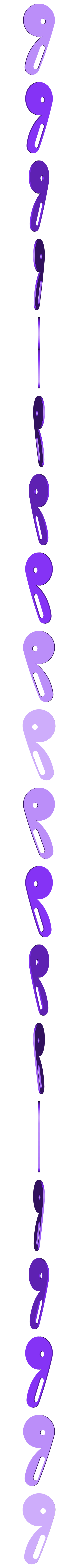 Foot_Right.stl Download free STL file Windup Bunny • 3D printing design, gzumwalt