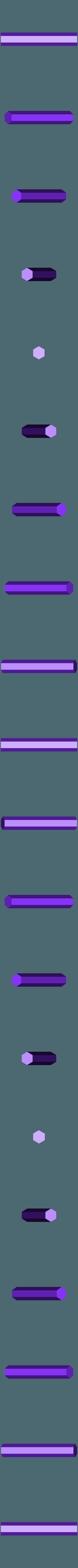 Axle.stl Download free STL file Windup Bunny • 3D printing design, gzumwalt