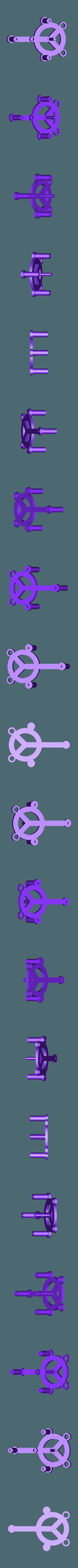 Frame_Left.stl Download free STL file Windup Bunny • 3D printing design, gzumwalt