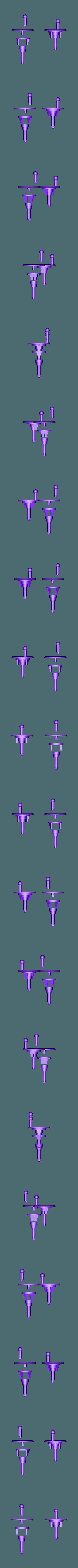 Assembly.stl Download free STL file Saber, Hand Crank Module • 3D printer model, gzumwalt