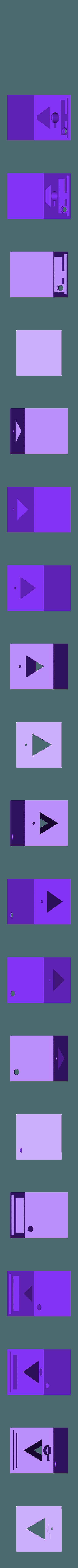Base.stl Télécharger fichier STL gratuit Grand cube à engrenages, édition motorisée • Plan imprimable en 3D, gzumwalt