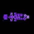 Assembly.stl Télécharger fichier STL gratuit Grand cube à engrenages, édition motorisée • Plan imprimable en 3D, gzumwalt
