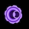 """Knob.stl Télécharger fichier STL gratuit Bouton de remplacement du bouton de réglage de profondeur d'assemblage professionnel Delta 6"""". • Design à imprimer en 3D, gzumwalt"""