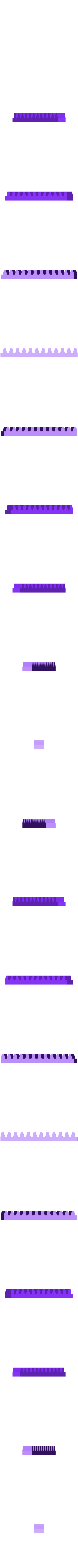 crémaillère 3 v2.stl Télécharger fichier STL gratuit Engrenage et crémaillère • Design à imprimer en 3D, Andrieux