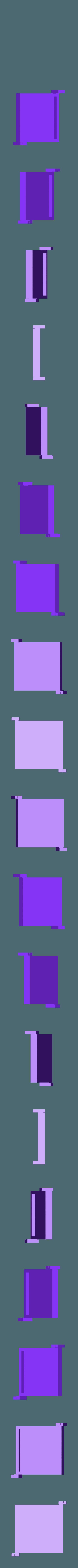 Lid_Short.stl Télécharger fichier STL gratuit Une simple boîte secrète • Objet imprimable en 3D, gzumwalt