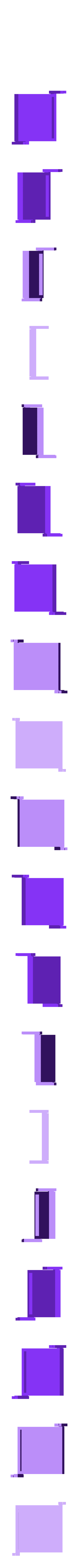 Lid.stl Télécharger fichier STL gratuit Une simple boîte secrète • Objet imprimable en 3D, gzumwalt