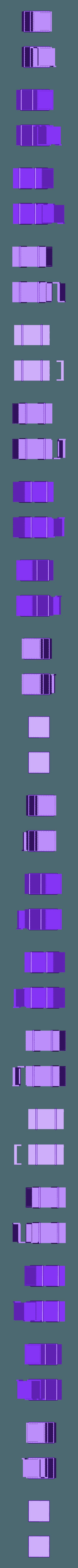 Assembly.stl Télécharger fichier STL gratuit Une simple boîte secrète • Objet imprimable en 3D, gzumwalt