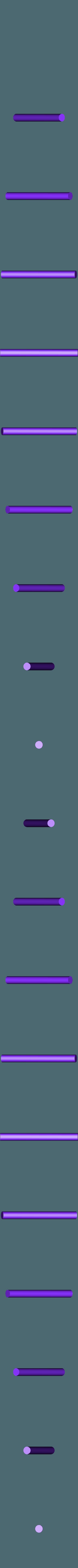 Axle_Drive.stl Télécharger fichier STL gratuit Hélicoptère Pull, Push, Downhill Toy 2 • Design pour imprimante 3D, gzumwalt