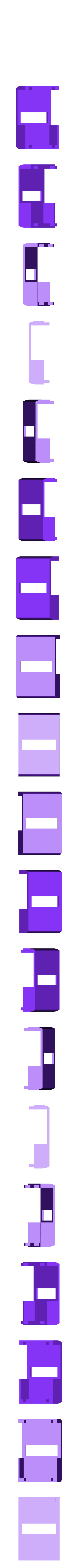"Slide_Top.stl Download free STL file ""Pencil"" Puzzler • 3D printing design, gzumwalt"
