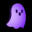 Ghost.stl Download free STL file Visions of Halloween Danced In Her (His) Head, Hand Cranked • 3D printing model, gzumwalt