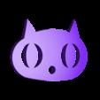 Cat.stl Download free STL file Visions of Halloween Danced In Her (His) Head, Motorized • 3D printing template, gzumwalt