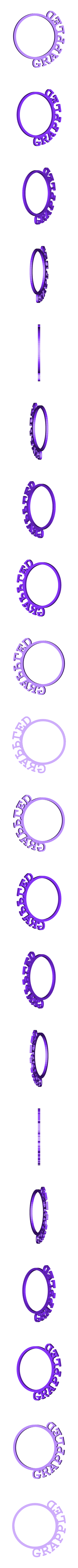 LRingGrappled.stl Download STL file D&D Condition Rings • 3D printable design, Jinja