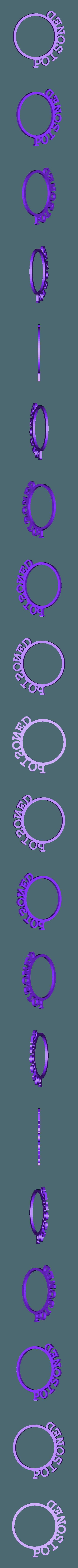 LRingPoisoned.stl Download STL file D&D Condition Rings • 3D printable design, Jinja